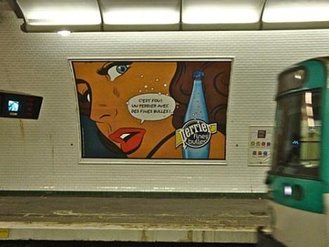 affiche-Perrier-Lichtenstein-6267