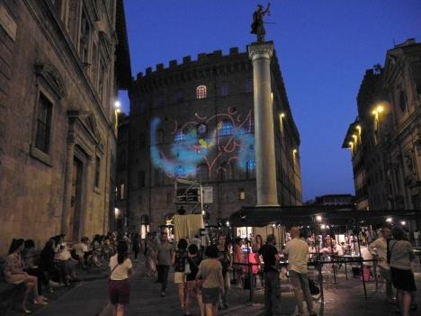 Infine, Firenze.