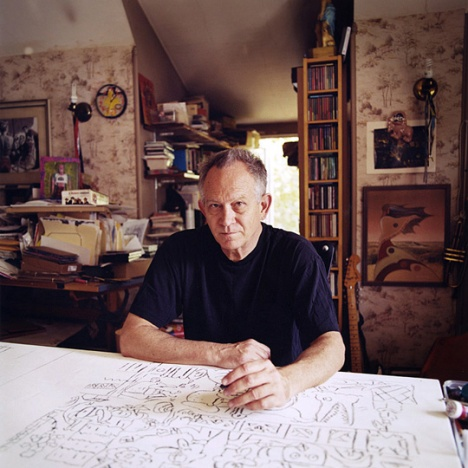 Gary Panter (foto: Jason Frank Rothenberg)