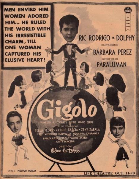 tutt'altro genere di film, ma sempre tratto da lavori del Coching anni 50